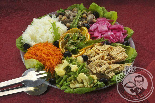 Корейские закуски фото
