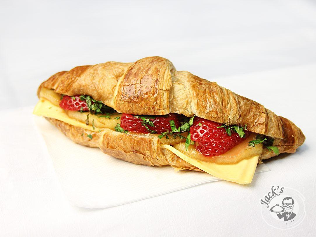 Фруктовый сэндвич jack s
